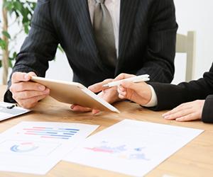 税務調査の立会い業務